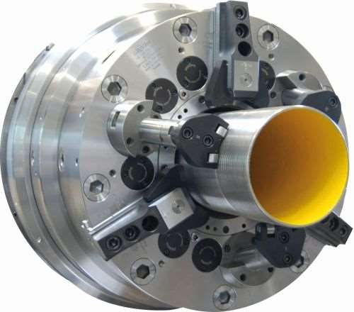 Rohm Products of America LVE chuck system