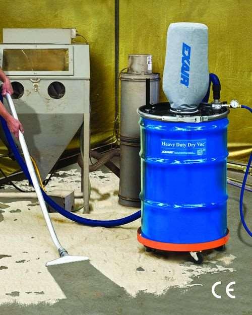 Exair Heavy-Duty Dry Vac