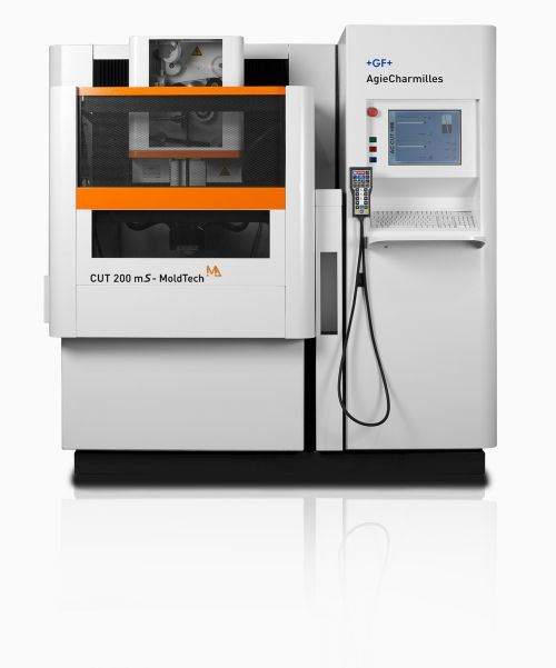 GF Machining Solutions AgieCharmilles Cut MoldTech wire EDM