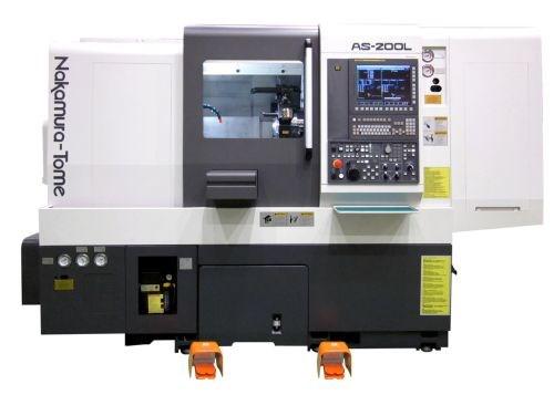 Nakamura-Tome AS-200MY-S multitasking center