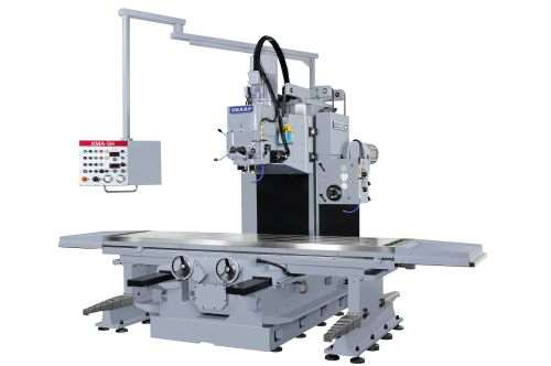 Sharp Industries KMA-5H vertica-bed-type milling machine
