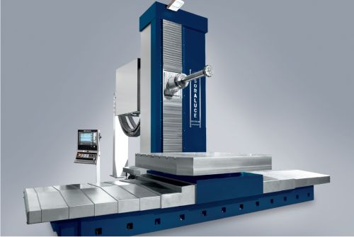 Soraluce KB-150-WR horizontal boring machine