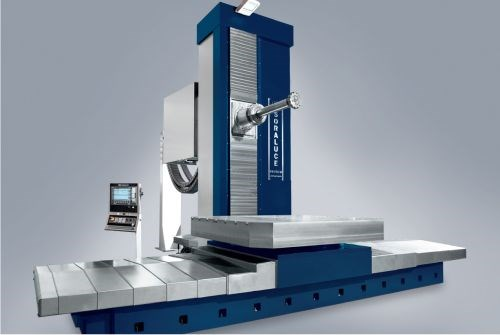 Soraluce KB-150-WR horizontal boring machine