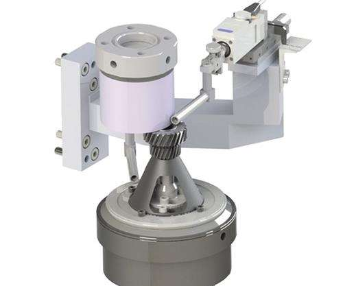 Nagel SPV clamp bore grinder