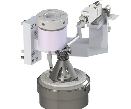 Nagel SPV clamp bore grinder