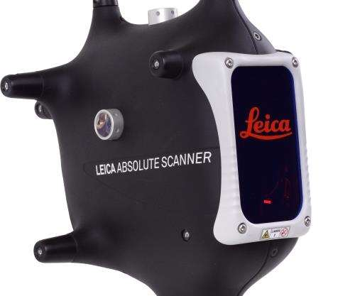 Hexagon Manufacturing Intelligence Leica Absolute Scanner LAS-20-8