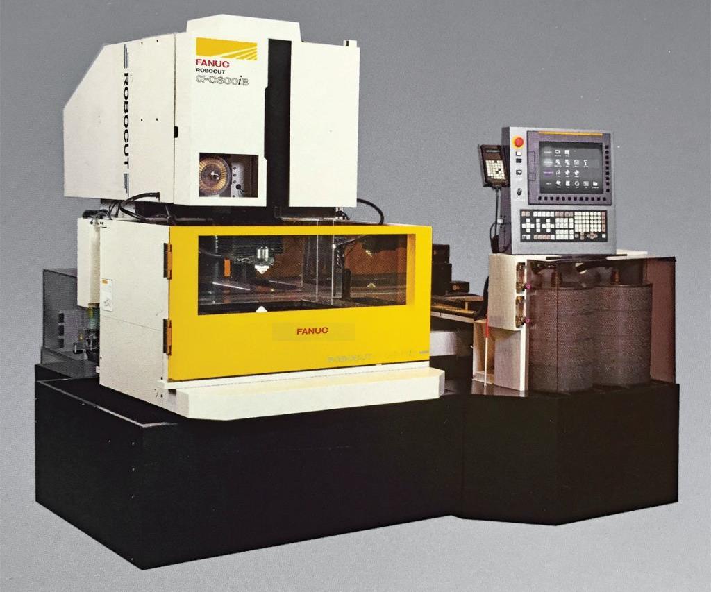 Methods Machine Tools FANUC RoboCut α-CiB C800iB