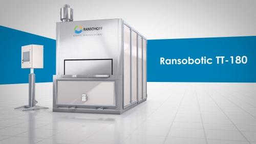 Ransohoff TT-180 Ransobotic