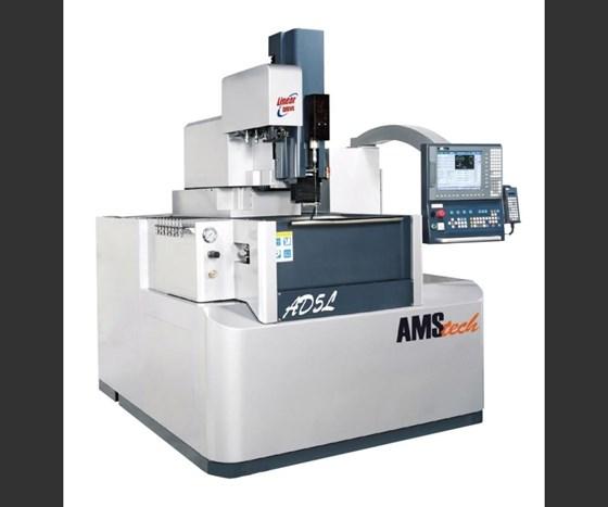 EDM Network Chmer AD5L EDM Drill/Mill