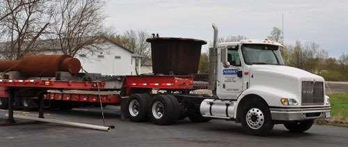 Aeromet truck