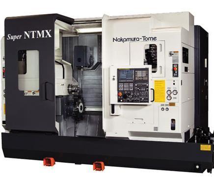 Nakamura Tome Super NTMX