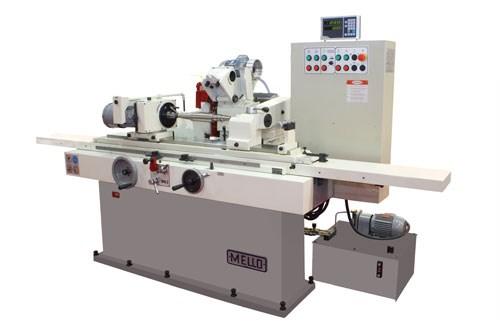 PLC-Based Universal Cylindrical Grinding Machine