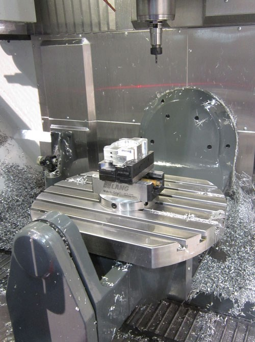 five-axis machines
