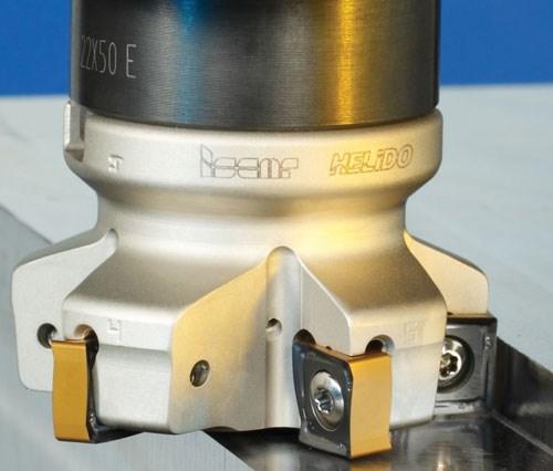 Iscar Helido S890 FSN face mill