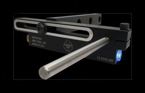 R&R Tool Lightnin Rod work stop