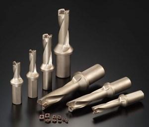 Sumitomo Electric Carbide WDX drills