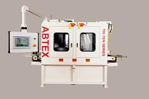 Abtex Tri-Ten deburring systems