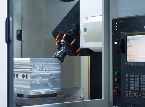 SB Machine Tools JapanTek 5X-410 machining center