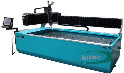 Techni Waterjet Intec-G2 Value Series waterjet cutting system