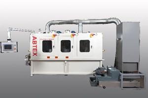 Abtex U Series deburring system