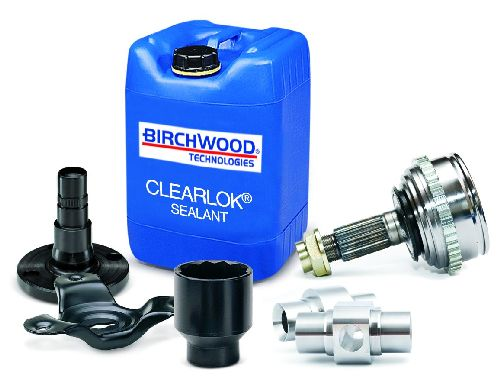 Birchwood Technologies Clearlock sealant
