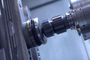 Brush Research Manufacturing NamPower abrasive disk brush