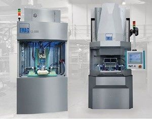 Emag CS 800 ECM system