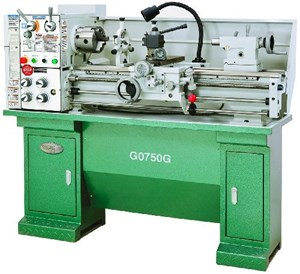 Grizzly Industrial G0750G gunsmithing lathe