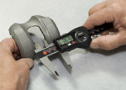 Mahr MarCal digital calipers