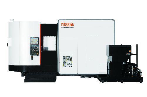 Mazak Integrex i-630V multitasking machine