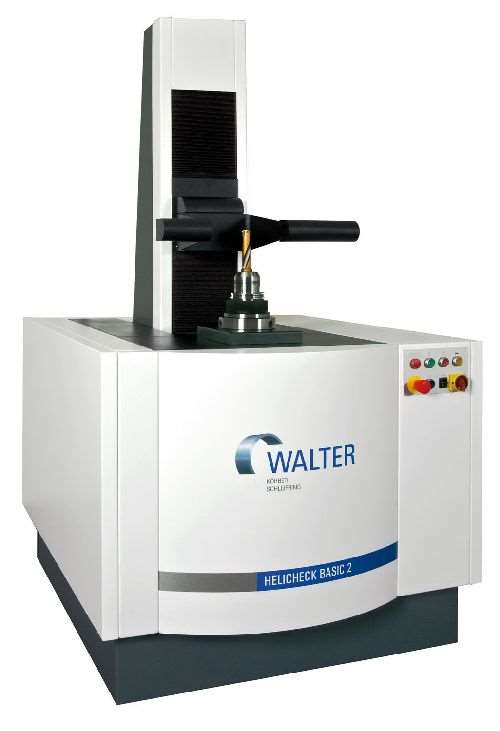 United Grinding Walter Helicheck Basic 2 CNC measuring machine