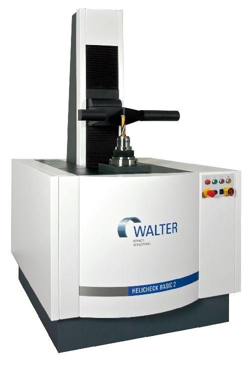 United Grinding Walter Helicheck Basic 2 CNC measuring machine