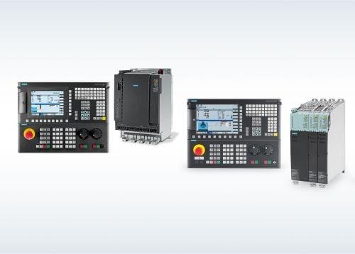 Siemens Sinumerik 828D CNC
