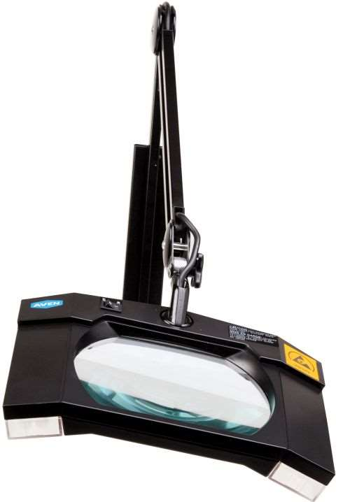 Aven Mighty Vue 5D Lamp