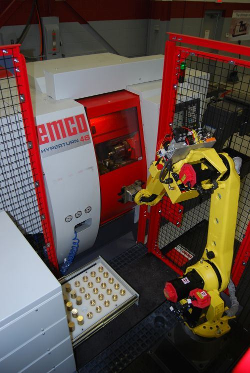 Emco Maier Factory Automation Solution