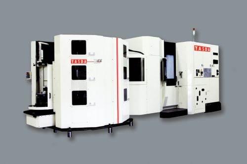 Methods Machine Tools Yasda H40i
