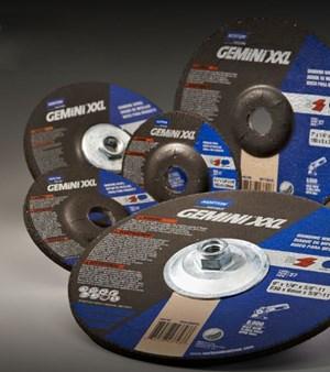 Norton Abrasives Gemini XXL grinding wheel