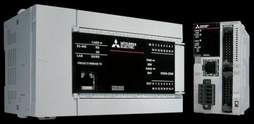 iQ-F-series controller