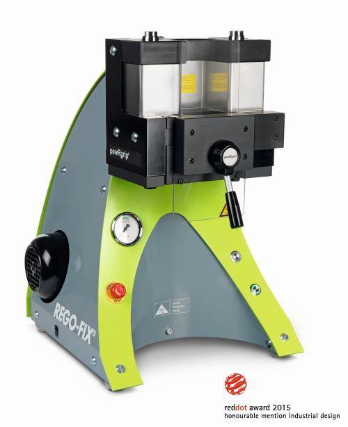 Rego-Fix PowRGrip PGU 9500 clamping unit