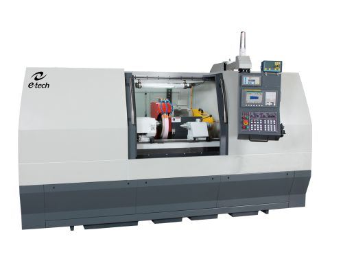E-tech cylindrical grinders