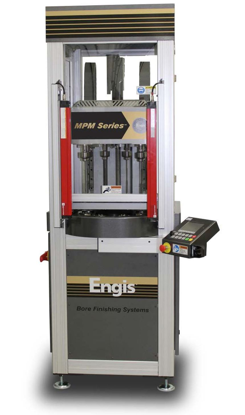 Engis MPM-series bore finishing machine