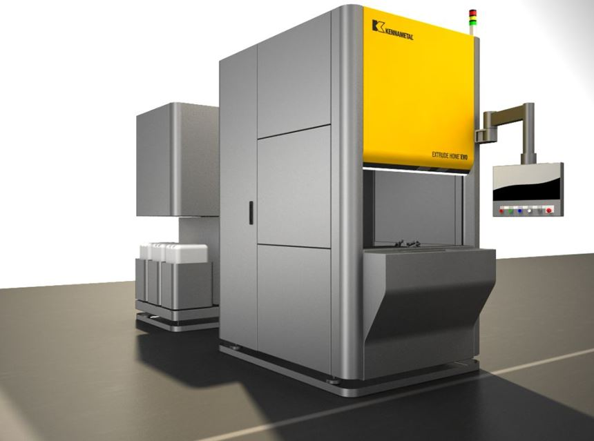 Kennametal Precision Surface Solutions' Extrude Hone EVO