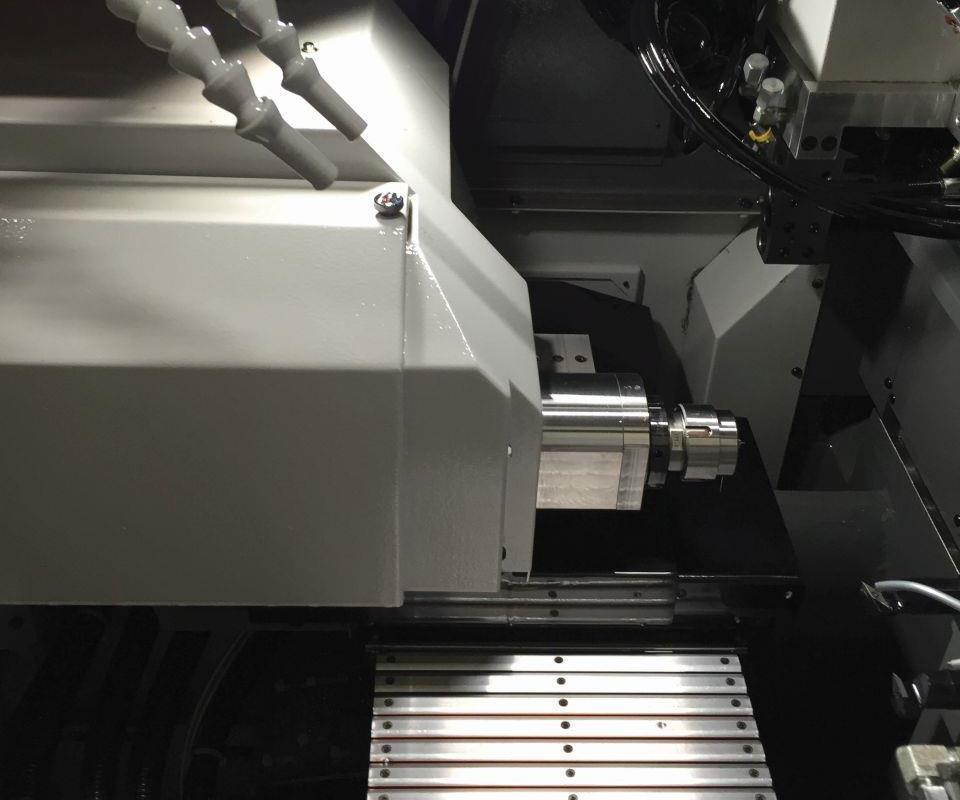 Advancing to Micromachining on a CNC Swiss Lathe image