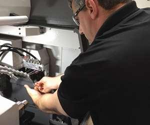 adjusting nozzles
