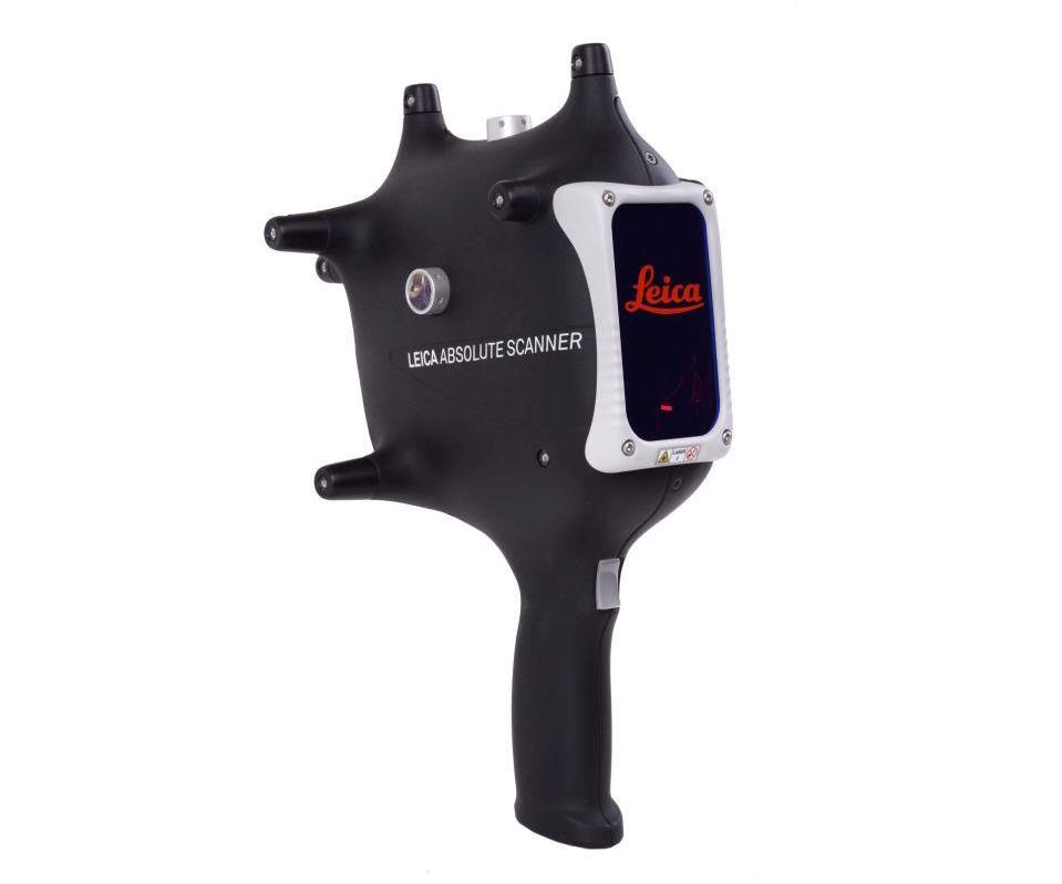 Leica Absolute Scanner LAS-20-8 from Hexagon Manufacturing Intelligence