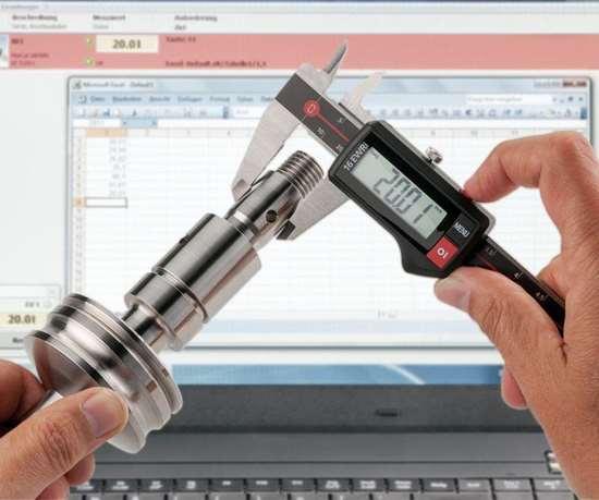 Mahr Federal's MarCal digital calipers