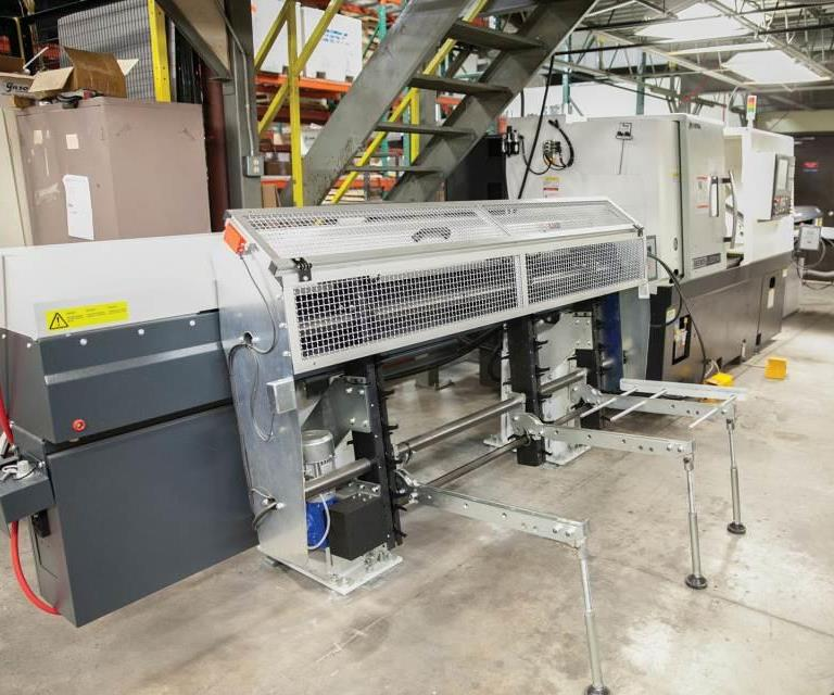 Gosiger machining cell