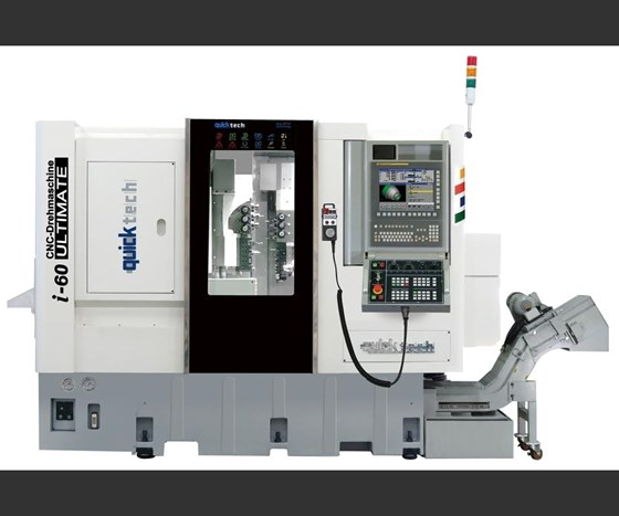 Absolute Machine Tool Quicktech i-60