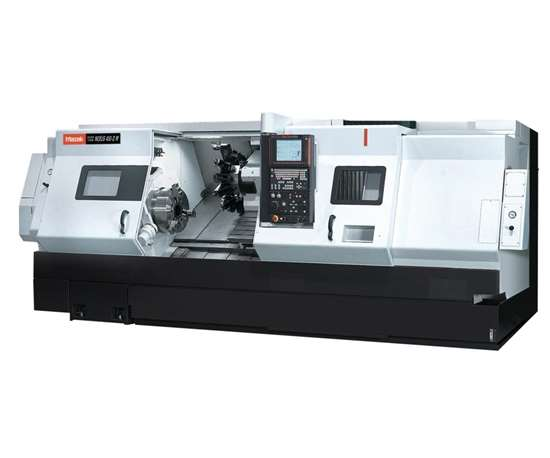 Mazak QTN 450M turning center