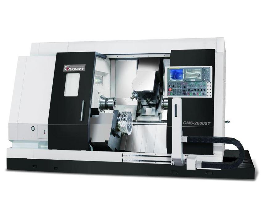 Yama Seiki GMS-2600 ST multitasking turning center